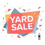 Annual Indoor Community Yard Sale in Fort Benning, Georgia