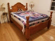 Bed Frame and Mattress Set in Quantico, Virginia