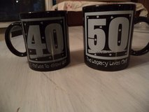 MUGS 40 years/50 years in Warner Robins, Georgia