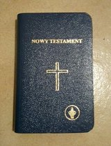 New Testament in Polish language - nowy testament in Ramstein, Germany