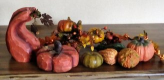 Pumpkin Assorted Table Ornaments - Nbr 65 in Lakenheath, UK