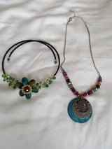 2 Necklaces - Nbr 19 in Lakenheath, UK