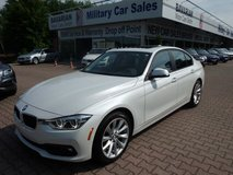 2018 BMW 320i xDrive Saving of $13955 from MSRP in Spangdahlem, Germany
