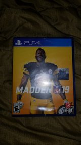 Unopened Madden 2019 PS4 in Okinawa, Japan
