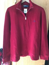 NEW MENS RALPH LAUREN SWEATER SZ LG...PICK-UP PATCH/KELLEY in Stuttgart, GE