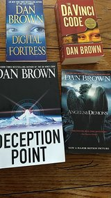 Dan Brown Books in Ramstein, Germany