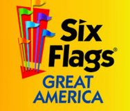 Great America Fright Fest Ticket in Plainfield, Illinois