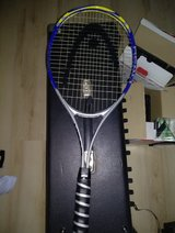 Tennis racquet in Ramstein, Germany