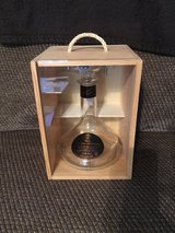 Vintage Porte Wine Decanter with Crate (Portugal) in Fort Leonard Wood, Missouri