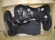 Motorcycle boots size 11/45eur in Ramstein, Germany