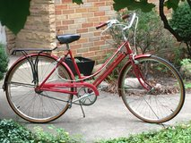 Vintage 1969 Schwinn Women's Bicycle in Westmont, Illinois