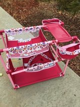 Babydoll changing table in Camp Pendleton, California
