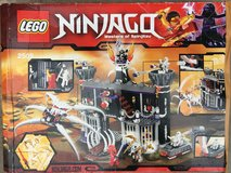 Ninjago Legoset unused in Camp Pendleton, California