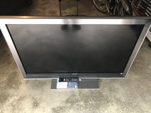 "52"" Sony Bravia LCD Flat Screen TV KDL-52W3000 in Naperville, Illinois"