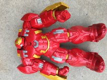 12 inch tall Ironman in Camp Pendleton, California