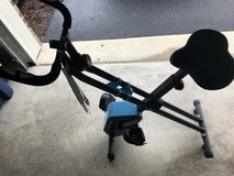 Foldable Magnetic Upright Exercise Bike in St. Charles, Illinois
