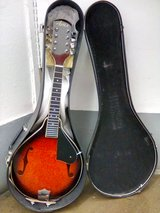Slightly Used Mandolin in Very Good Condition with hard case for sale in Miramar, California