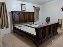 King bed in Alamogordo, New Mexico
