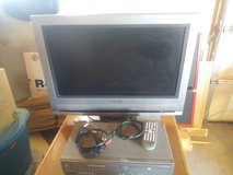 "27"" Sylvania tv in Yucca Valley, California"