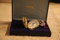 Sear, Roebuck Commemorative Pocket Watch - Brand new in Lockport, Illinois