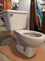 Briggs toilet in Plainfield, Illinois