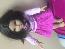 American Girl Doll of the Year 2009- Chrissa in Wheaton, Illinois