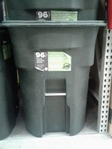 96 Gallon Trash Can in Bolling AFB, DC