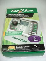 Rain Bird 6-Station Timer Indoor Simple-To-Set Watering Timer in Alamogordo, New Mexico