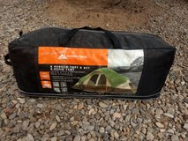 Camping tent in Alamogordo, New Mexico