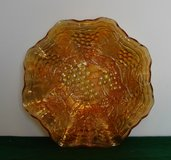Carnival Glass Bowl in Marigold in Alamogordo, New Mexico