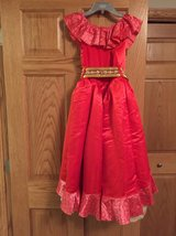 Elena of Avalor Dress Size 7/8 in Joliet, Illinois