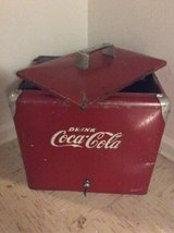 Coke Cooler in Fort Campbell, Kentucky
