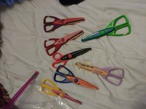 Assortment  of edging scissors in Camp Lejeune, North Carolina