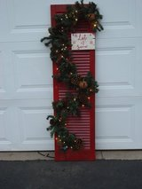 CHRISTMAS SHUTTER in Sugar Grove, Illinois