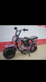 off road mini muddy girl bike in Vacaville, California
