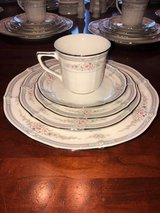 Noritake Rothschild China Place Settings for 12 in New Lenox, Illinois