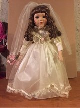 bride porcelain doll in Morris, Illinois