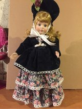 blonde porcelain doll in Morris, Illinois