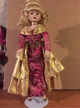 porcelain doll excellent condition in Morris, Illinois