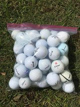Golf Balls in Okinawa, Japan