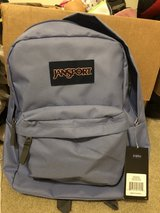 New Jansport backpack in Okinawa, Japan