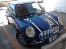 2002 BMW Mini Cooper in Okinawa, Japan