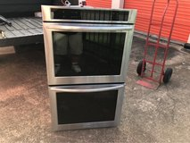 kitchenAid  stainless steel wall oven in Kingwood, Texas