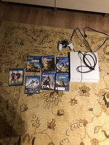 PlayStation 4 and seven games bundle in Fort Polk, Louisiana