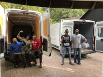 LOCAL MOVERS AND TRANSPORT FMO PICK UP AND DELIVERY in Ramstein, Germany