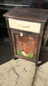 Deer Cabinet (New) in Fort Leonard Wood, Missouri