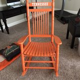 Tennessee Vol rocking chair in Fort Campbell, Kentucky