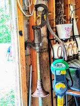antique signed pump in Cherry Point, North Carolina