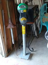 Man Cave must have parking meter in Cherry Point, North Carolina