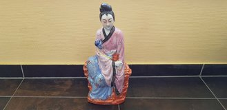 Chinese Porcelain Figurine in Ramstein, Germany